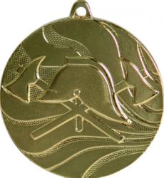 Универсальная медаль Пожарный 33982