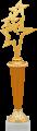 Награда Звезда тройная триумф