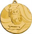 Медаль Выпускник Ученая Сова