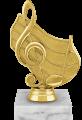 Фигура Музыка Нотный стан на мраморном цоколе