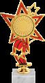 Фигура Звезда Эридан на мраморном цоколе