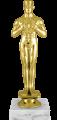Фигура Флориант на мраморном цоколе