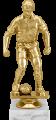 Фигура Футбол на мраморном цоколе