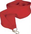 Лента для медалей 22 мм Цвет красный