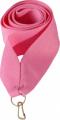 Лента для медалей 22 мм Цвет Розовый