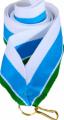 Лента для медалей 22 мм Цвет Свердловская область